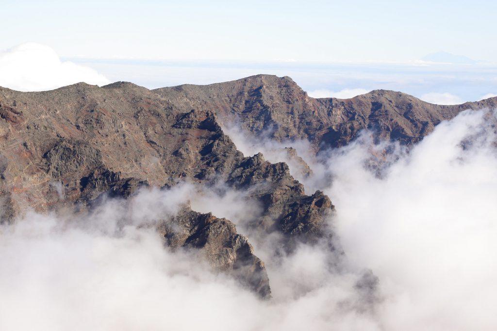 Mirador del Roque de los Muchachos, La Palma, Spain